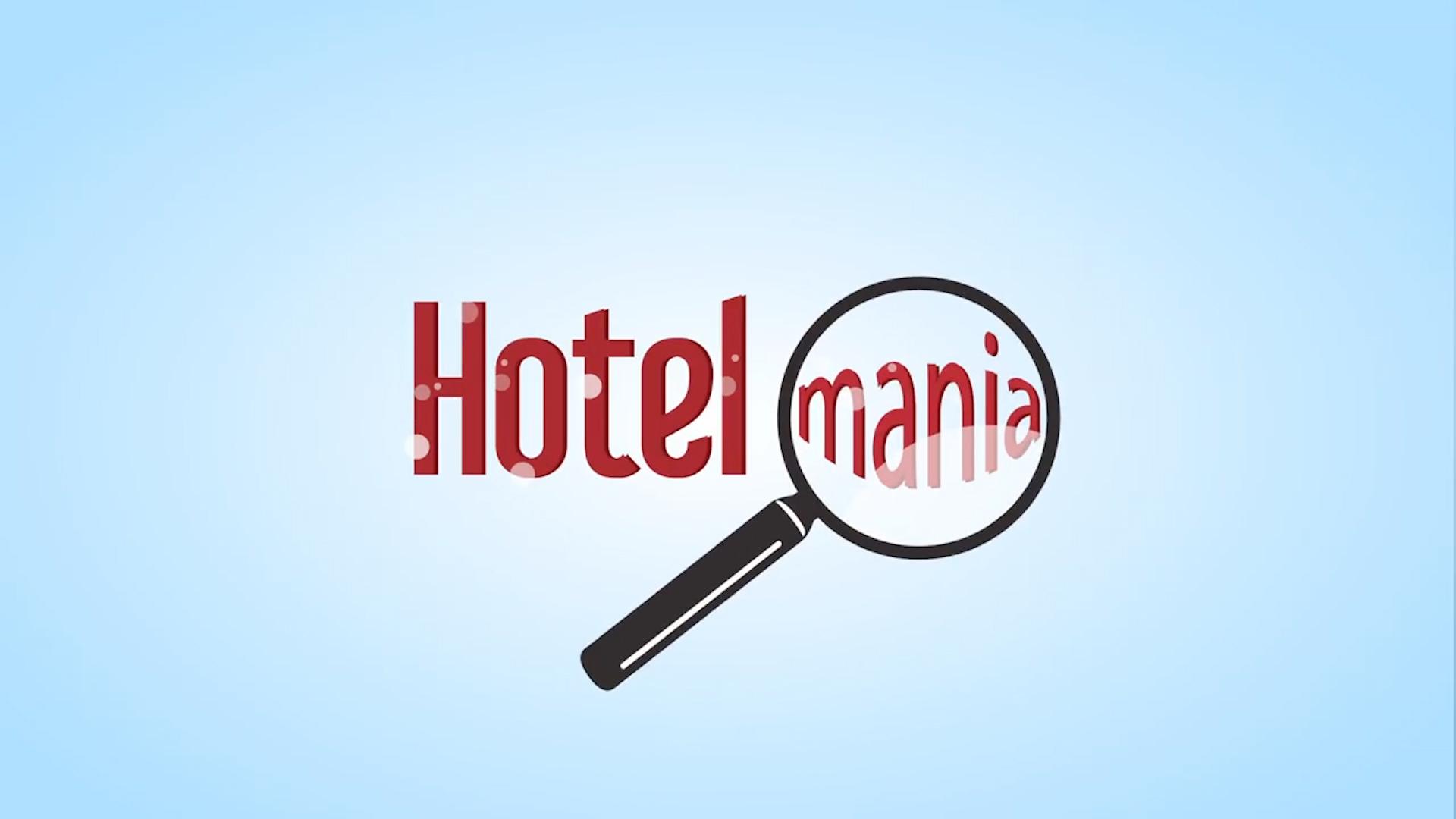 """""""Hotelmania"""" - czołówka"""