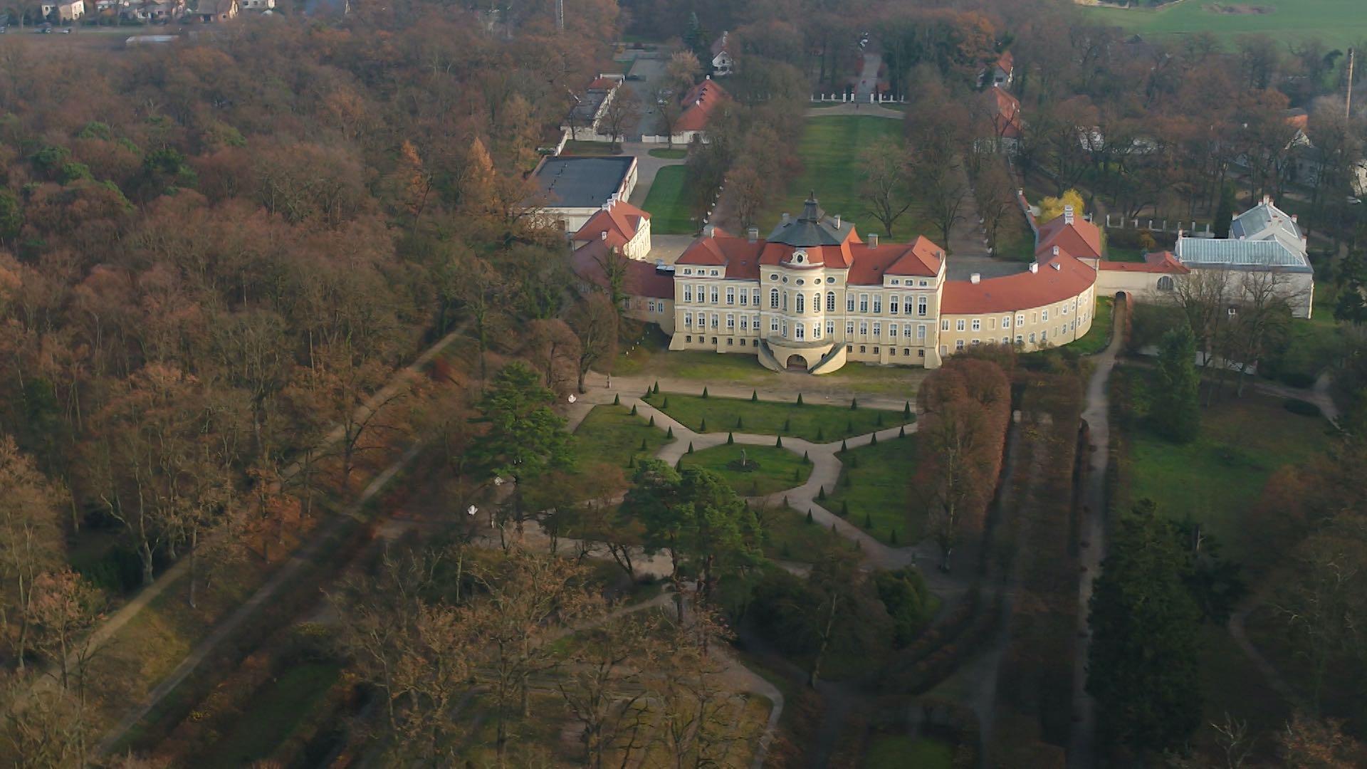 Program o Muzeum w Rogalinie