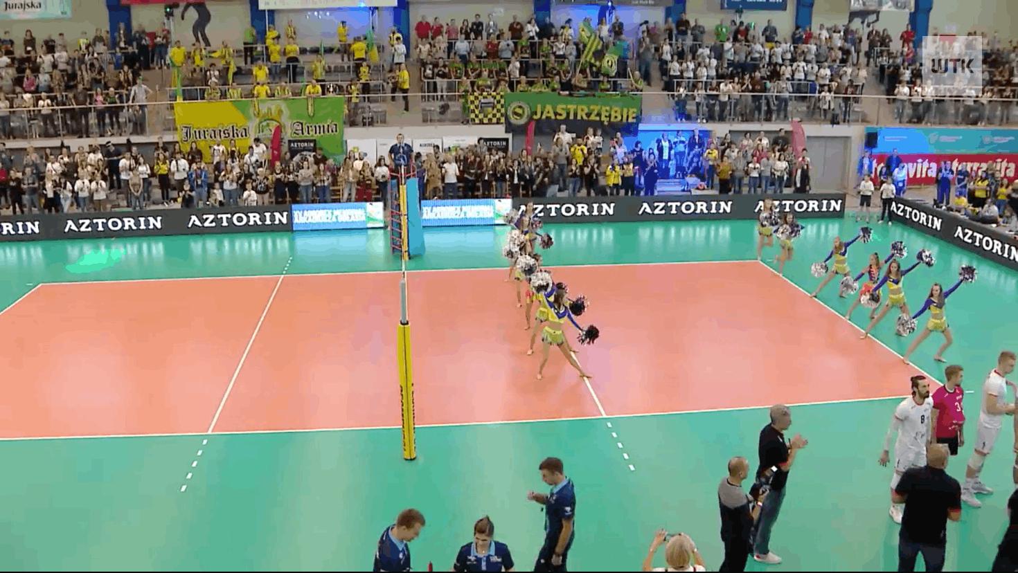 Transmisja meczu o 3 miejsce Memoriału Arkadiusza Gołasia 2019